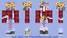 Botany? Never heard of it Minecraft Skin