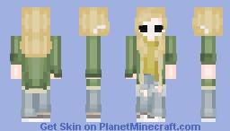 Hey Ho, I Dunno // ~Moridis~ Minecraft Skin
