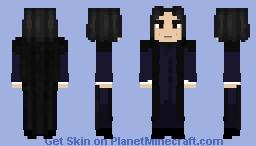 Professor Severus Snape Minecraft Skin