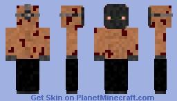 RaulH22 Minecraft Skin