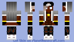 Hipstargaming with minijacket (or how u call it) Minecraft Skin