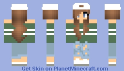 GirlSkin :) Minecraft Skin