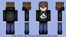 My Main Skin Minecraft Skin