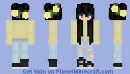 shy lil baby Minecraft Skin