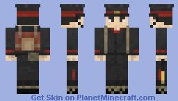 ✯西南戦争 官軍兵士 近衛歩兵✯ Minecraft Skin