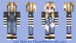 """You look like a mom, Eliza"" Minecraft Skin"