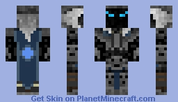 PopularMMOS without Mask Minecraft Skin