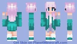~Lykrai~OC Simple Days Minecraft Skin
