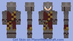 Norman Knight Minecraft Skin