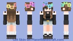 I've Just Realized Minecraft Skin