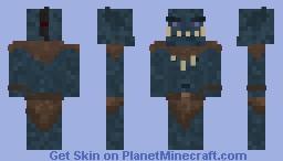Orc (lak) Minecraft Skin