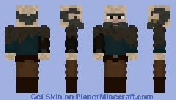 Bandit Minecraft Skin