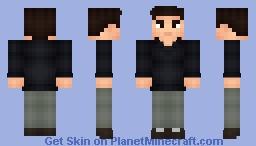 Barry Allen ~Request~ Minecraft Skin