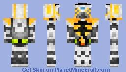 Kamen Rider Black Baron 仮面ライダーブラックバロン Minecraft Skin