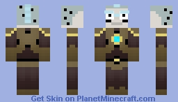 Rick and Morty: Rick Sanchez D99 Minecraft Skin
