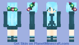 ❆𝓝𝓲𝓷𝓳𝓪𝓖𝓲𝓻𝓵2024❆  Multi Requested Skin 1 Minecraft Skin