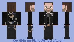 Opie Winston [4x01] // Sons of Anarchy Minecraft Skin
