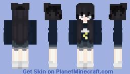 Thunder Sweater Minecraft Skin