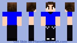 Shane dawson Minecraft Skin