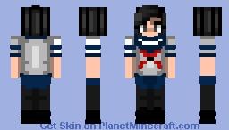 Yandere Simulator Ayano Aishi/Yandere Chan Minecraft Skin