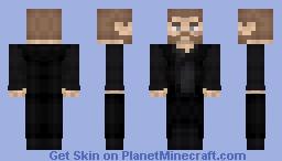Euron Greyjoy GoT Season 7 Minecraft Skin