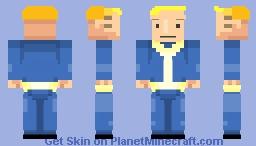 Chiliwap   Fallout Shelter Minecraft Skin
