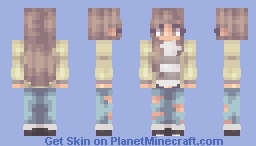 | Carol ~ OC | Minecraft Skin