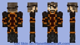 Hengest Harhold || Massivecraft Minecraft Skin