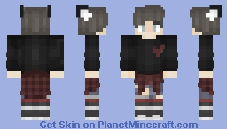 Teen Wolf Boy (Best?!) Minecraft