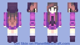 done for you Minecraft Skin