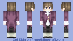 Something Different Minecraft Skin