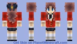 Kumeno Minecraft Skin