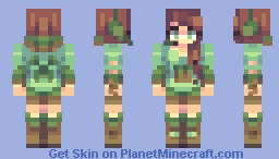Creep Minecraft Skin