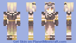 So Lovely // Alts // Ambiance Competition Minecraft Skin
