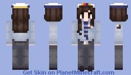 ♡ D.va - Officer ♡ Minecraft Skin