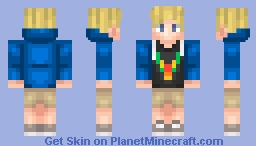 Logan Paul - The_Mini_Minotaur Minecraft Skin