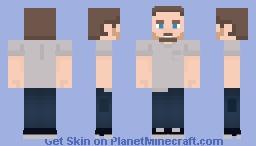 Oliver Queen - Arrow (CW) Minecraft Skin