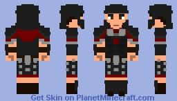 Penitus Oculatus Minecraft Skin