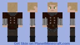 Leather Armor Minecraft Skin