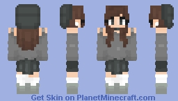 -strong winds- Minecraft Skin