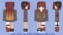 little devil Minecraft Skin