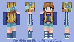 𝓑𝓞𝓑𝓑𝓘𝓔𝓙𝓞𝓔- Up all night Minecraft Skin