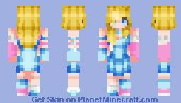 -Party Till We Die- Minecraft Skin