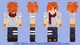 Niji R Lee Minecraft Skin