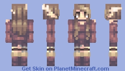 Up // Ooooo New personaaaa Minecraft Skin