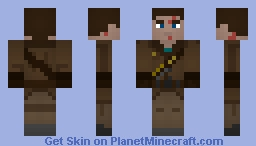Tank Dempsey (Call Of Duty Black Ops) (Nazi Zombies) Minecraft Skin