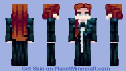 I'm a slow learner, it's true. But I learn. Minecraft Skin