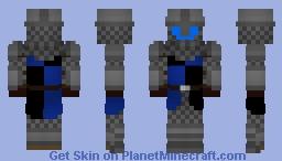 The Guard Of Keintania- Footman Minecraft Skin