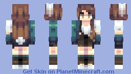 Name change// Story of iTimes Minecraft Skin