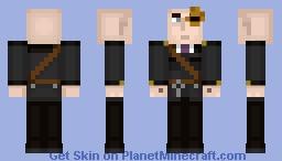 Gordon (The Warden) (Minecraft Story Mode) Minecraft Skin